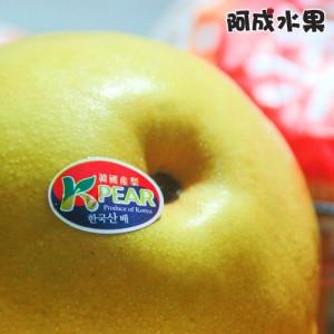 韓國梨仙子新高梨 (8粒/5kg/箱)