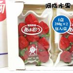 日本空運福岡博多草莓280g╳2袋入/盒